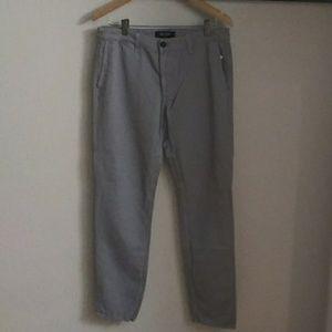 Big Star Slim Chino Grey Pant 32R